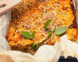 Cake allégé aux carottes caramélisées à préparer la veille