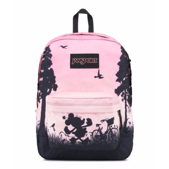 The Disney x Jansport Collection is Here and Now I Need A Backpack!