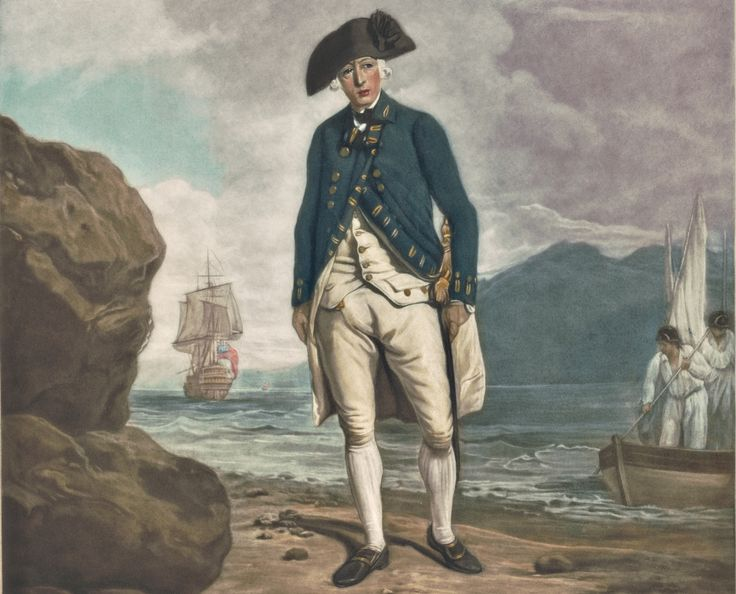 Who was Governor Arthur Phillip? | Sydney Living Museums