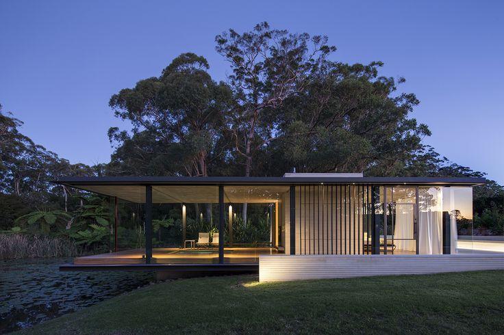 Wirra Willa Pavilion / Matthew Woodward Architecture