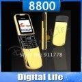 8800 Original Nokia 8800 Unlocked Mobile Phone Russian Keyboard