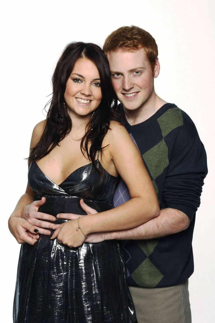 Stacey Slater Branning and Bradley Branning played by Lacey Turner and Charlie Clements.