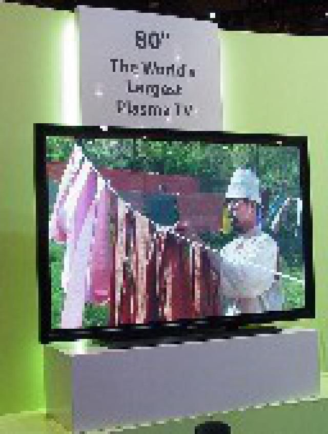 tv 80. is a plasma tv really better than other types of tvs?: samsung 80- tv 80