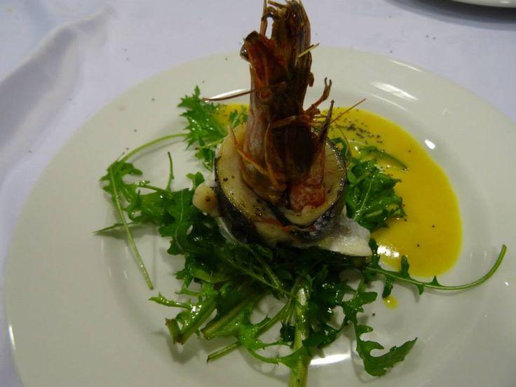 Aqua's menu especially prepared for you !!!