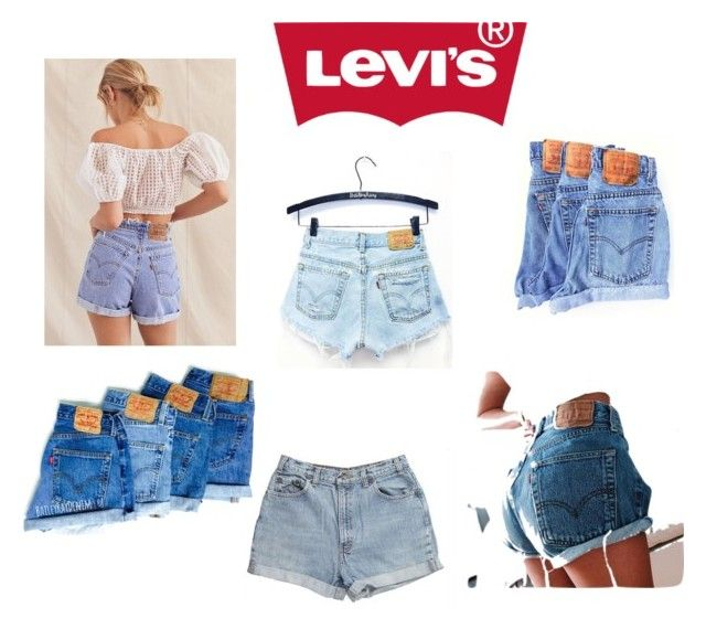 """""""levi´s - Sök på Google"""" by enjalundin on Polyvore featuring Levi's and Urban Renewal"""