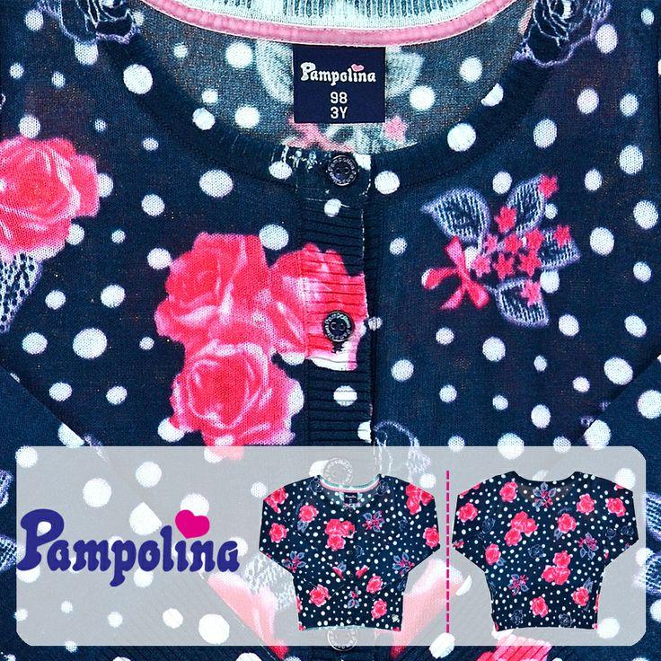 Kim demiş kış kara yüzünü gösterdi diye! Pampolina koleksiyonlarında her mevsim oldukça renkli :) 0-14 yaş Pampolina ürünleri Kanz ve S&D Mağazaları'nda!
