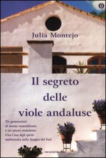Once Book a Time: Il segreto delle viole andaluse - Julia Montejo