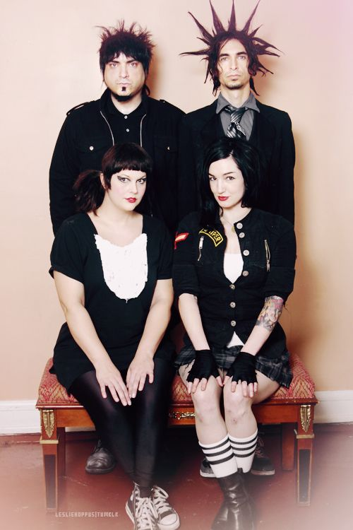 If you want to know me... Mindless Self Indulgence makes me happy.