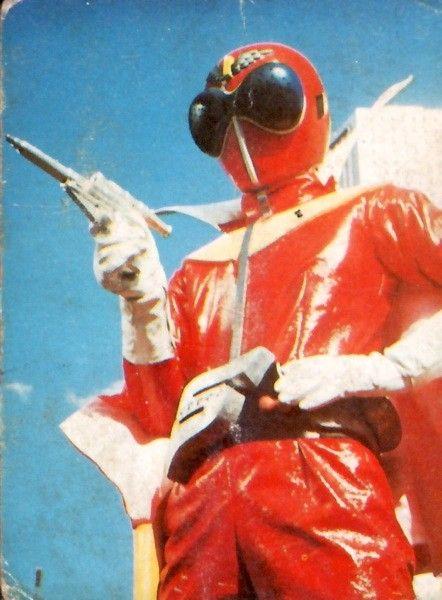 Super Sentai history, 1975.