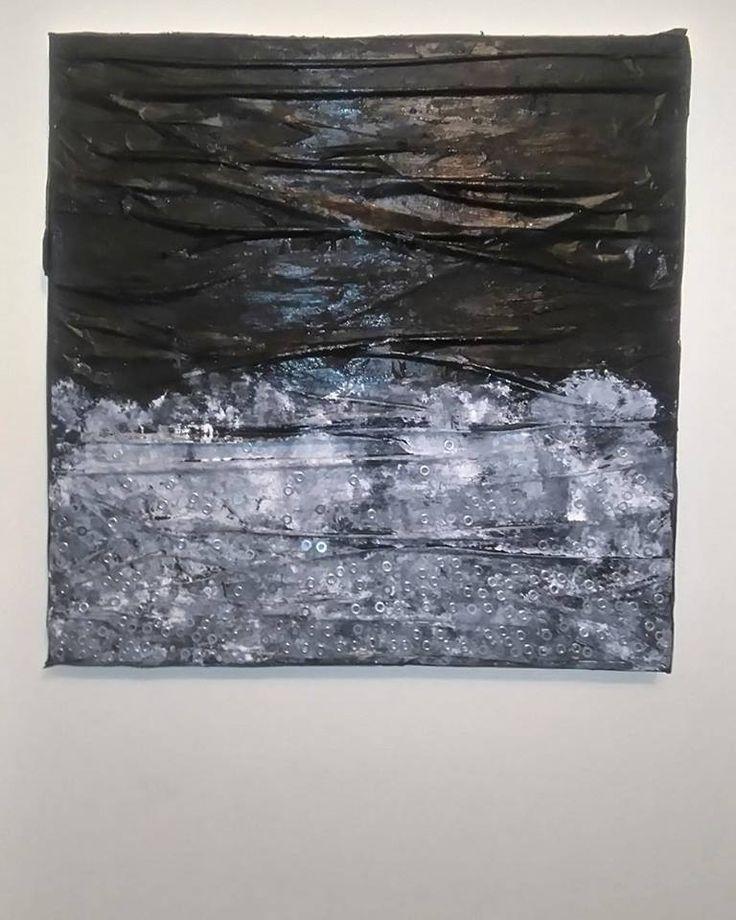 ''α'' collection ''μ'' oil on canvas 60x60 2016