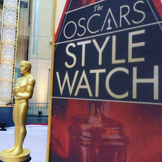 The Oscars Style Watch 2017
