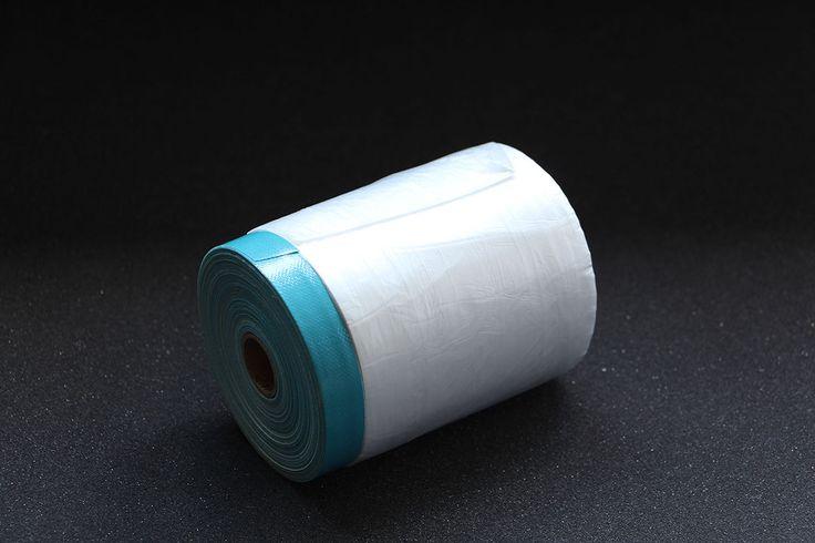 Unsere Baufolie TURINO®-AF: Gewebeklebestreifen und Folie
