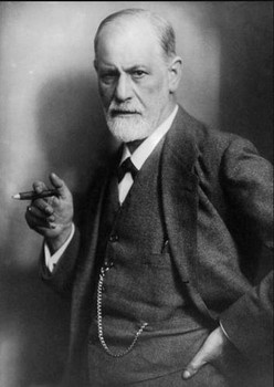 Freud's Oedipus Complex Explains his theory that men are unconsciously trying to fulfill sexual urges towards their mother.