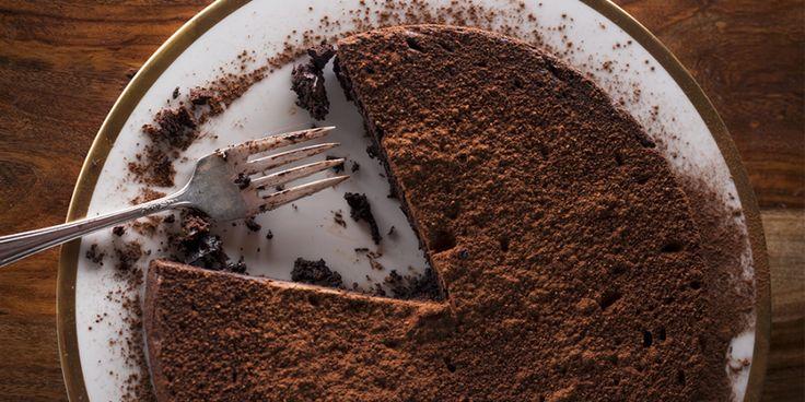 Een gezonde reden om chocoladetaart als ontbijt te eten- Menshealth.nl