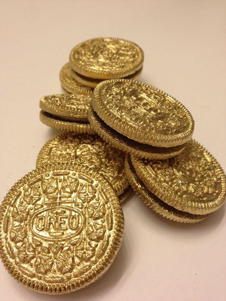 gold [and silver] O R E O S