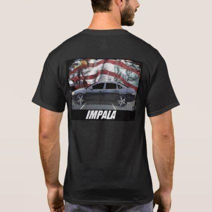 2008 Impala T-Shirt - classic gifts gift ideas diy custom unique