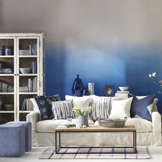 alwinton corner sofa handmade fabric blue living roomsideas