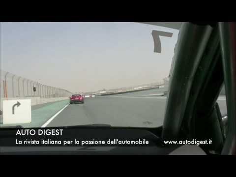 Audi RS4 VS Ferrari 599 GTB a Dubai