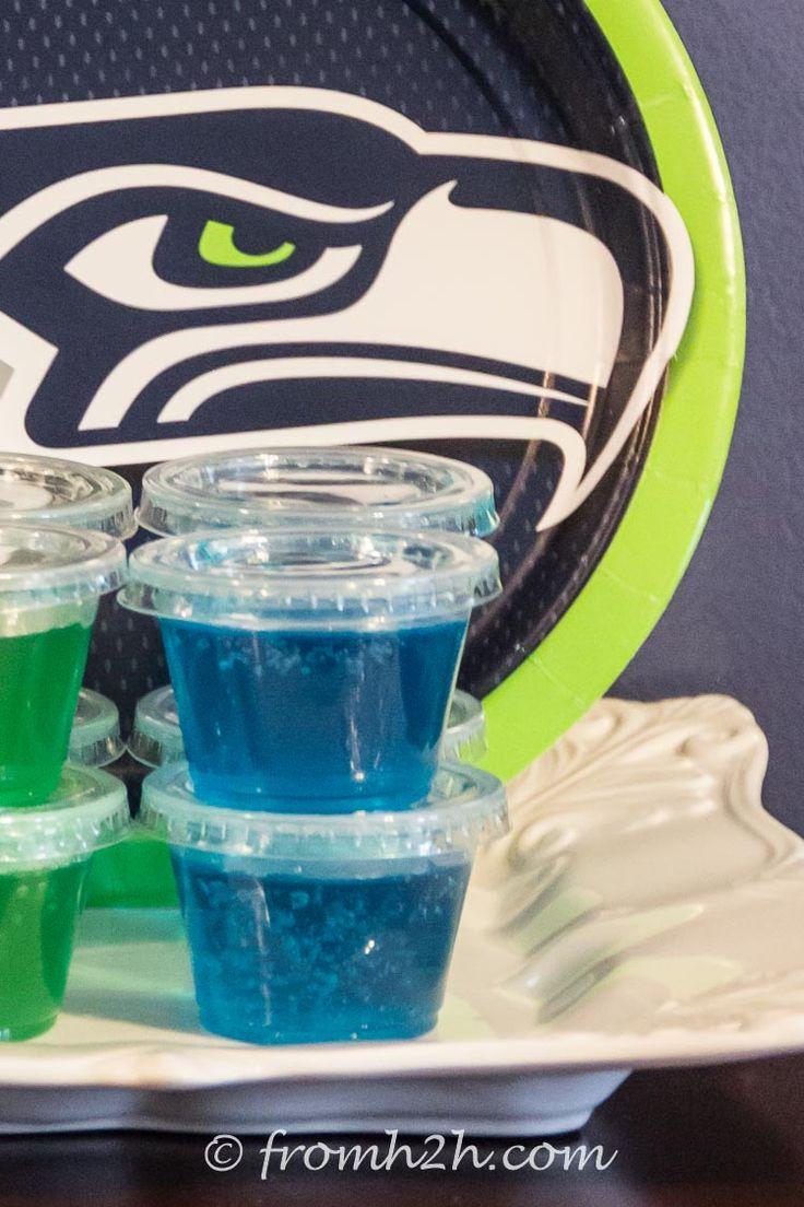 Blue Jello Shots | Best Jello Shots by color