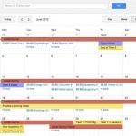 5 Reasons Why ALL Schools should use Google Calendars