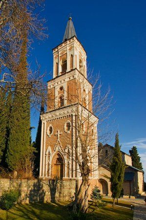 Photo of Bodbe Monastery of St. Nino