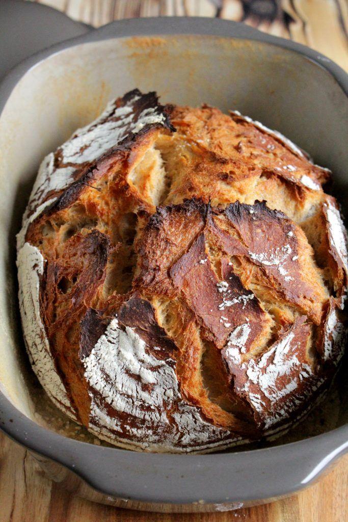 Unsere Joghurtkruste | wie vom Bäcker