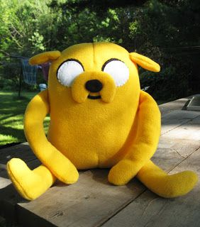 Jake the Dog - TOYS, DOLLS AND PLAYTHINGS