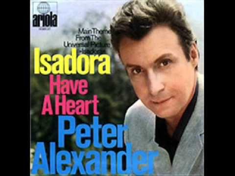 Peter Alexander - Have a Heart