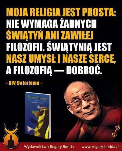 """Cytat pochodzi z nowej książki """"Mądrość Mistrzów"""": http://www.rogaty-budda.pl/madrosc-mistrzow.html"""