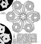 Irish crochet leaf motif*