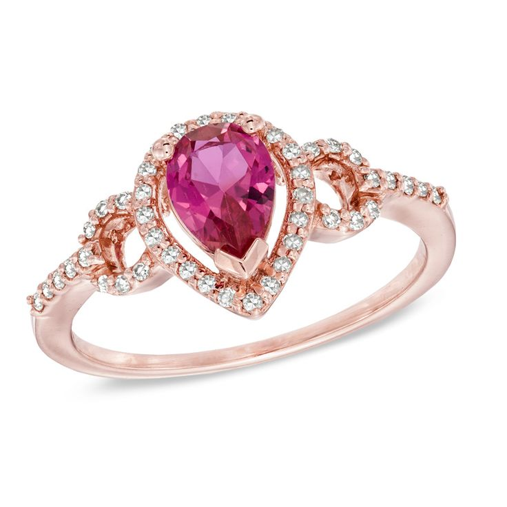 A Sweet Treat Is Ruby Red Mixed With Rose Gold Style Things I Like Rings Jewelry Jewelry