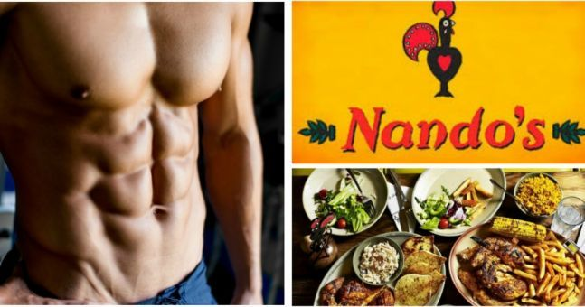 This is the ultimate Nando's clean eating guide...