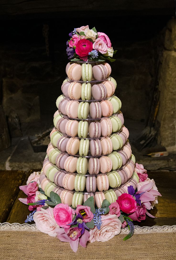17 Best Images About Macaron Towers On Pinterest Tree