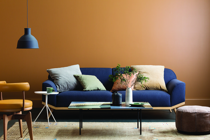Good From Dark And Moody To Stark And Crisp, Discover The Latest Interior Colour  Trends