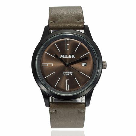 Mannen Vintage Casual Quartz Horloges Luxe Merk Analoge Datum Retro Mannen…