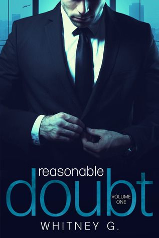 """""""Casual sex. Nothing more. Nothing Less."""" https://www.goodreads.com/book/show/20761374-reasonable-doubt"""
