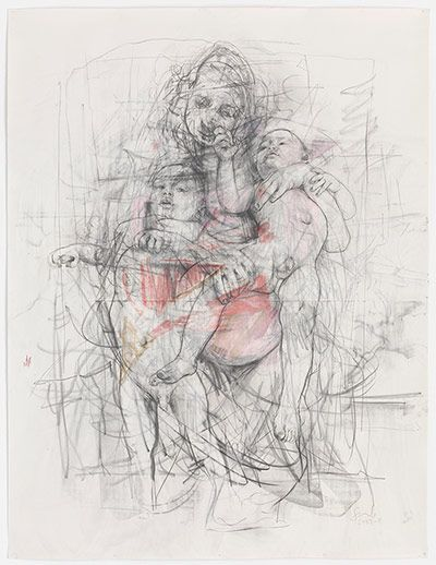 Jenny Saville's work - in pictures | Art and design | The Observer