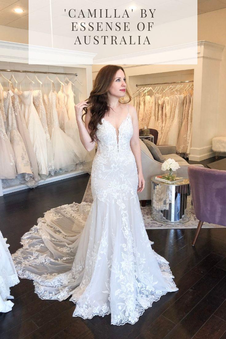 22+ Wedding dress size chart essense of australia ideas