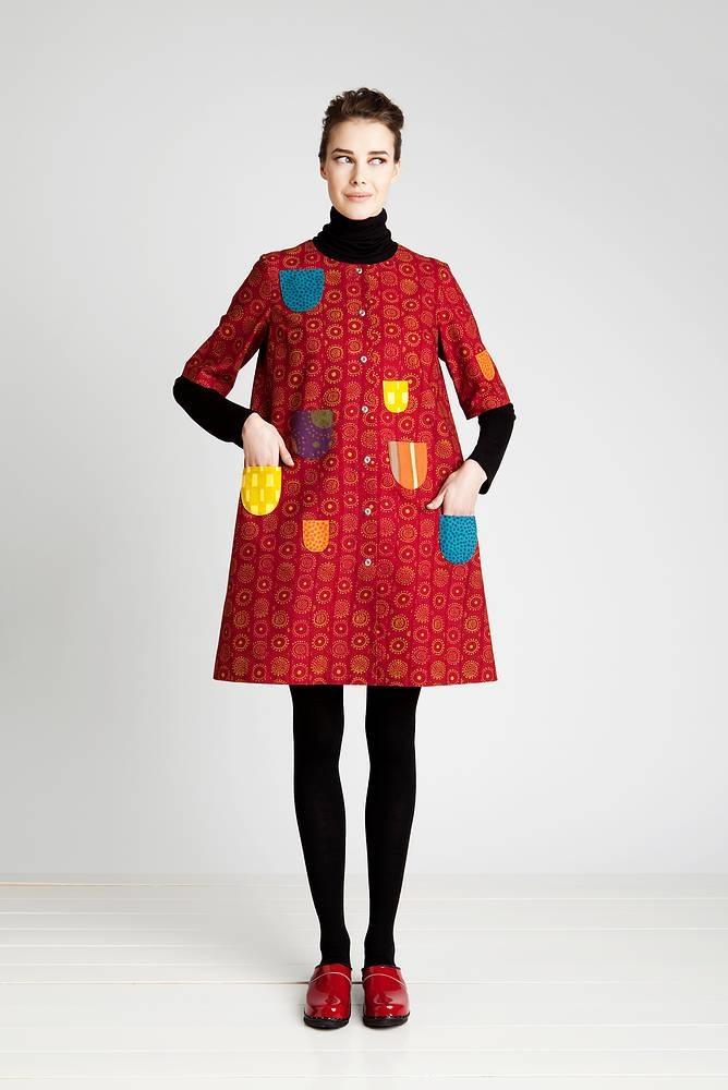 LOVE this icon dress from Marimekko!