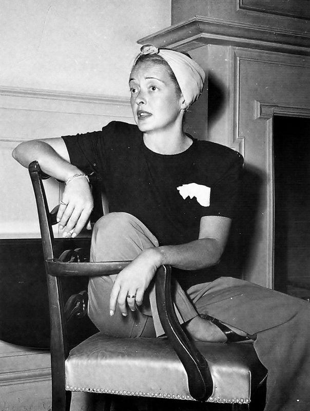 Bette Davis 1940's