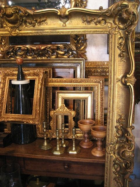 gilded frames                                                                                                                                                                                 More
