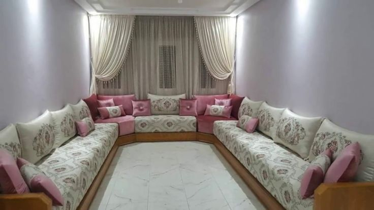 7 best SALONS MAROCAINS images on Pinterest   Moroccan living rooms ...