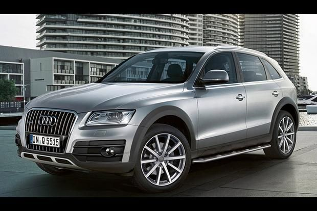 The Audi Q5 Off Road Style Package Is An Odd But Real Upgrade Featured Image Large Thumb0 Audi Q5 Audi Offroad