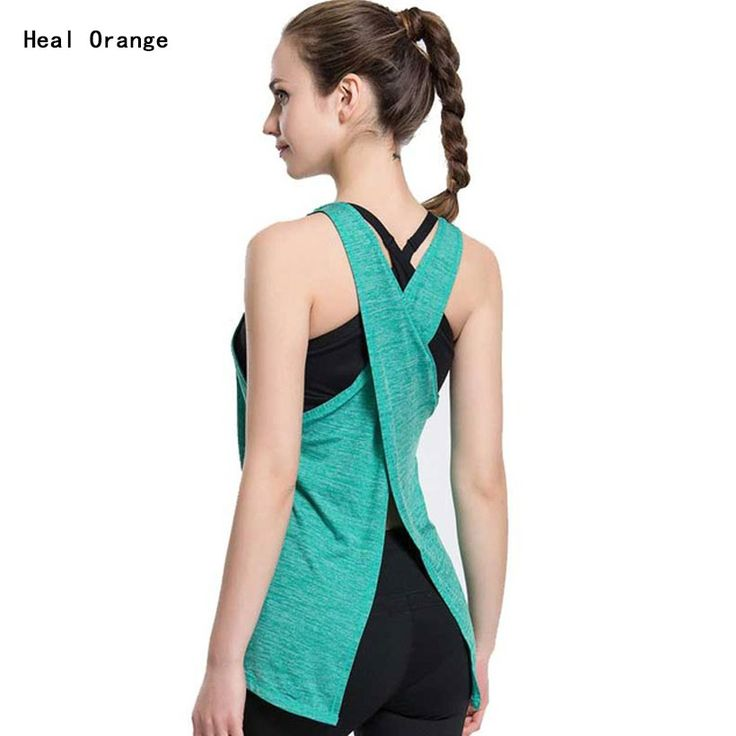2016 Vrouwen Vest Running Gym Tank Top Sportkleding Running Yoga Jogging Fitness Vest in  merken: 1. Door het verschil tussen monitoren, de beeld niet kan de werkelijke kleur van het item. wij garanderen de st van vesten lopen op AliExpress.com | Alibaba Groep
