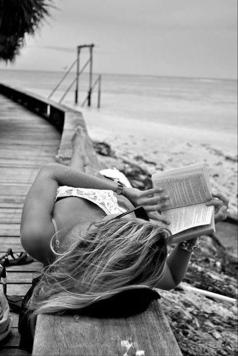 My bright is too slight... - Girl -n Reading - Alone - Relax