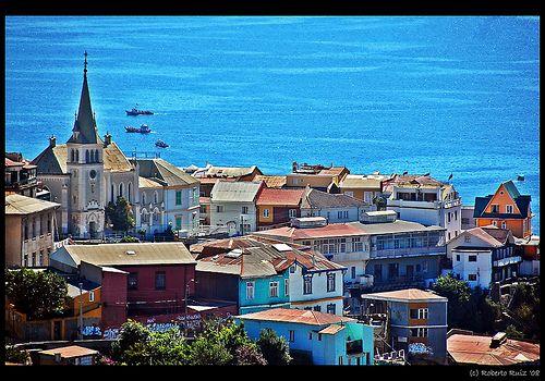 Valparaiso, Chile... Nada más