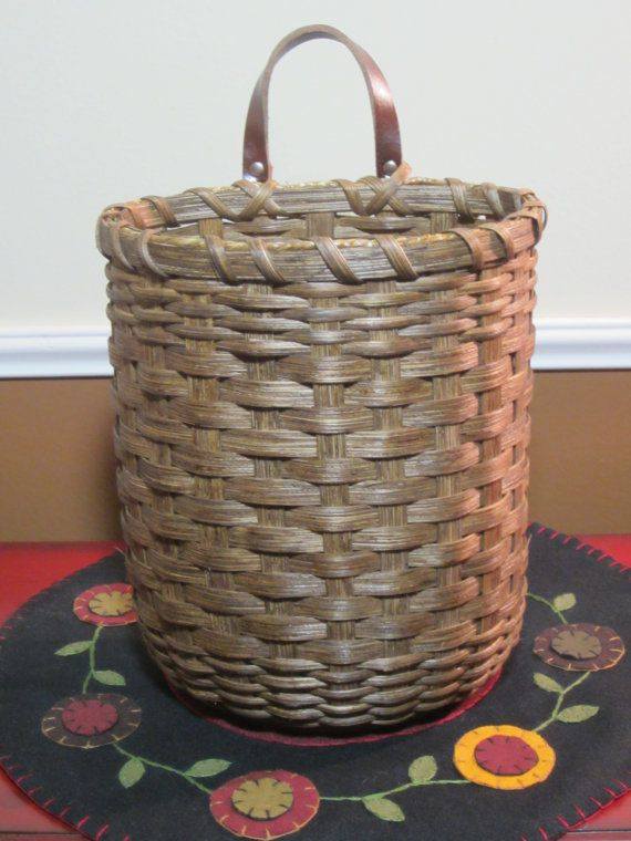 Basket Weaving Vancouver Bc : Mail basket by jgbaskets on etsy baskets