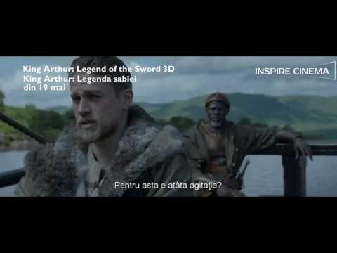 In cautarea mitului, King Arthur- Legend of the Sword (2017) - Raluca Brezniceanu