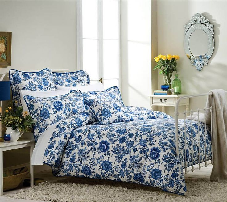 Perfect The Gallerie   Sanderson Nina Floral Quilt Cover U0026 Accessories   Https://www