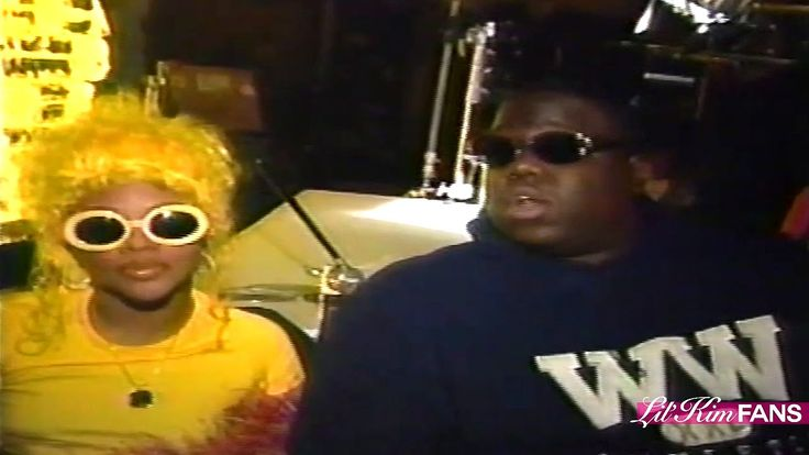 "Lil' Kim on Rap City: BTS of ""Crush On You"" (1997) HD"